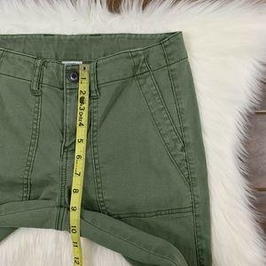 CAbi Pants - CAbi Green The Quest Corduroy Skinny Pants